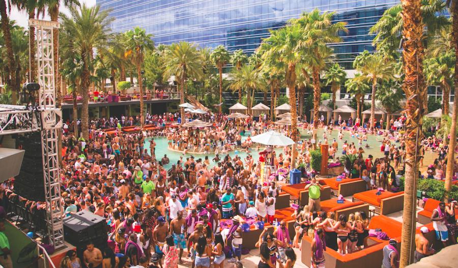 Vegas Pool Party - Rehab Beach Club Guest List