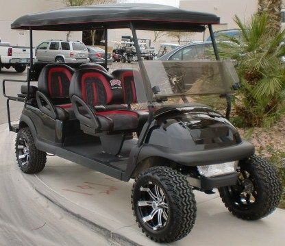 A Taylored Golf Cart Solution